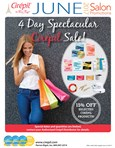 Cirepil June Promotion - 4 Day Spectacular Sale!