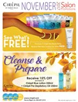 Cirepil November Promotions