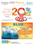July August Promotions
