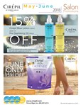 Cirepil May June Promotions