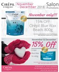 Cirepil November December Promotions