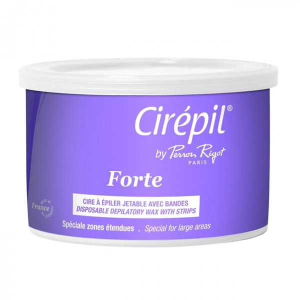 STRIP_WAX_Cirepil_Forte_400g_TIN