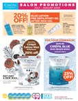 Cirepil July and August Promotions